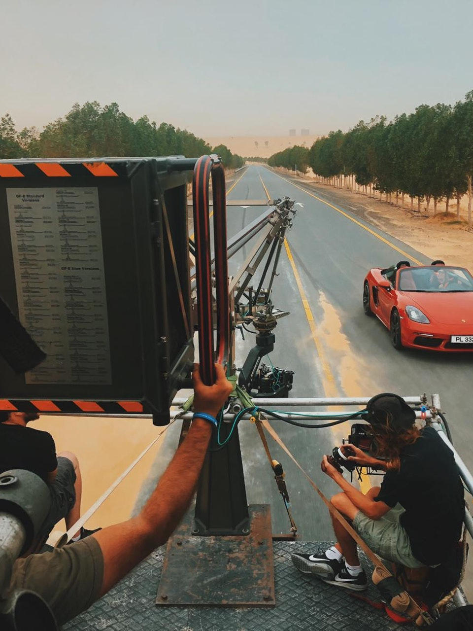 electriclimefilms - Porsche 'Home'