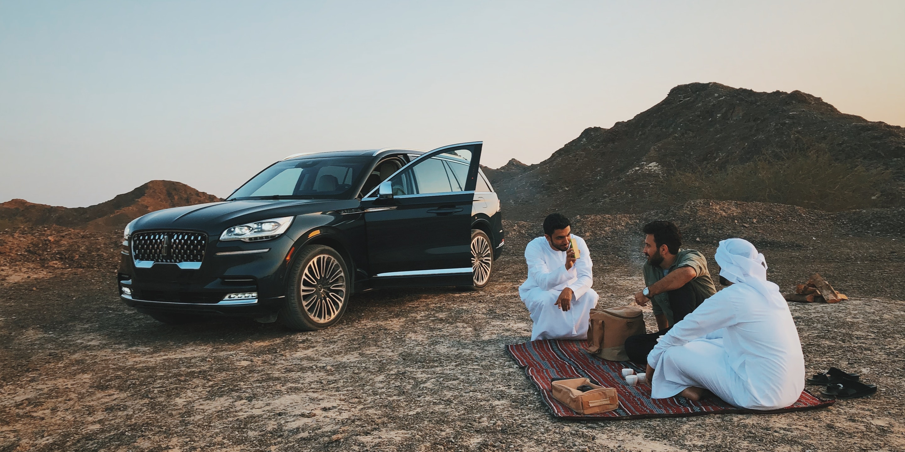 Inspiring Audiences, with GTB and Lincoln 'Aviator'