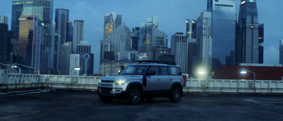 electriclimefilms - Land Rover