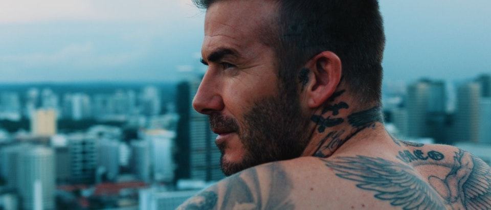electriclimefilms - MBS David Beckham