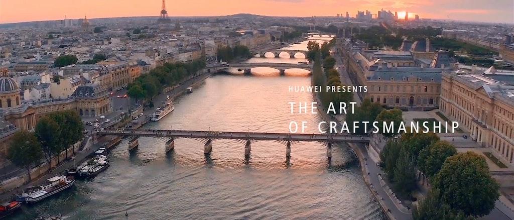 The Art of Craftsmanship Doc - Huawei