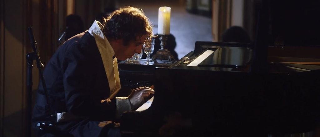 Chilly Gonzales  -  Concert à la Bibliothèque de Versailles