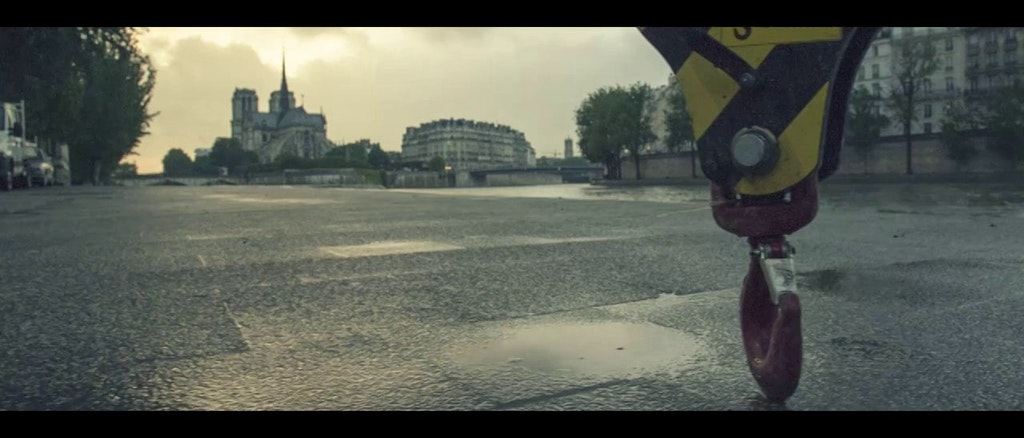 Rainy Days in Paris - RAW 5D MK3 Magic Lantern