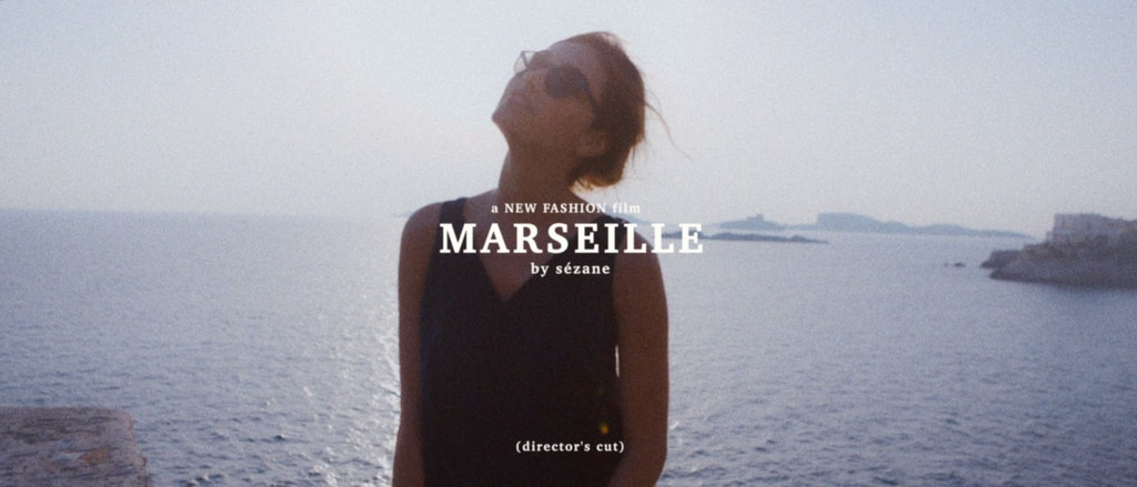 Marseille by Sézane