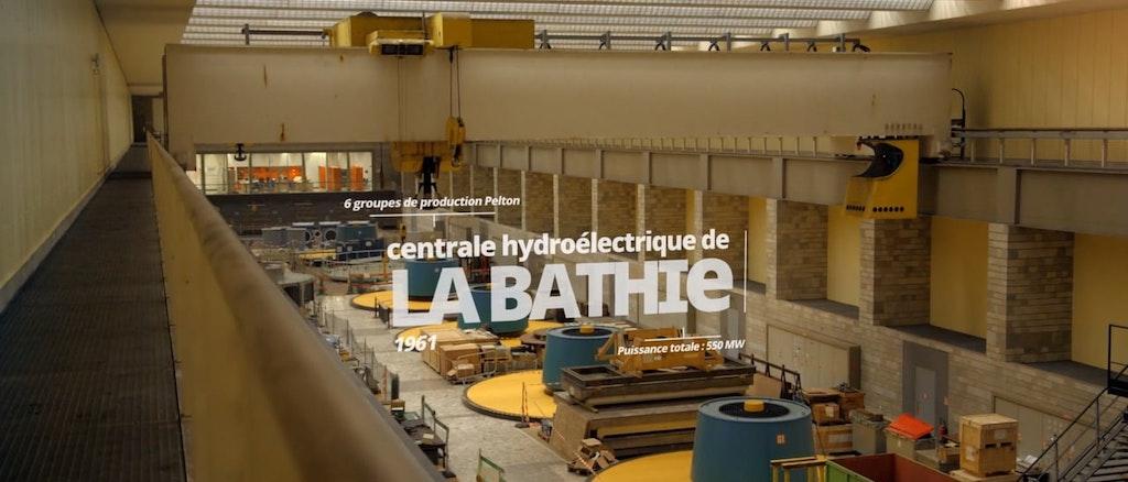 EDF - Les chemins de l'hydroélectricité