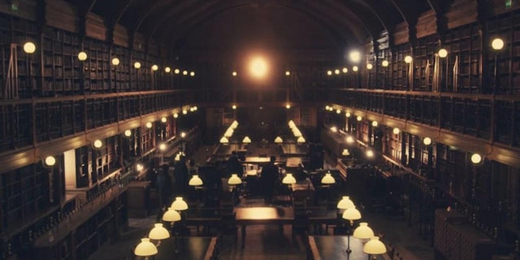 FOALS - Bibliothèque de l'Hôtel de Ville de Paris
