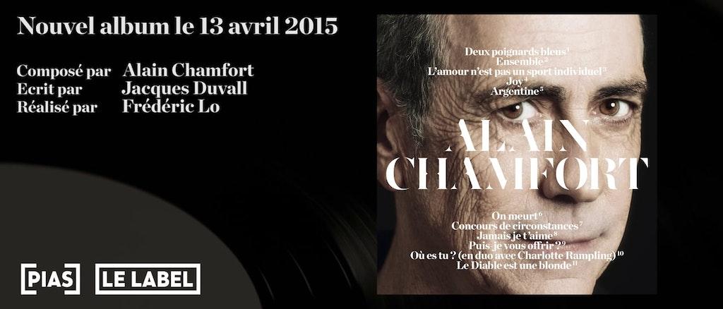 TbT - Alain Chamfort -  L'amour n'est pas un sport individuel