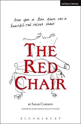 the red chair bloomsbury methuen