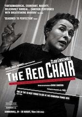 the red chair,  edinburgh summerhall flyer 2015