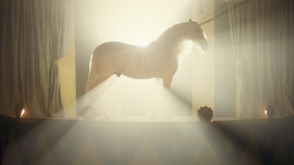 Almost Unicorn