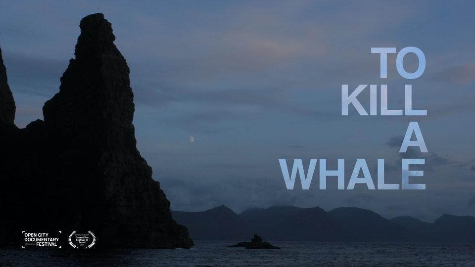 To Kill A Whale -