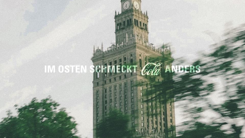 Im Osten Schmeckt Cola Anders