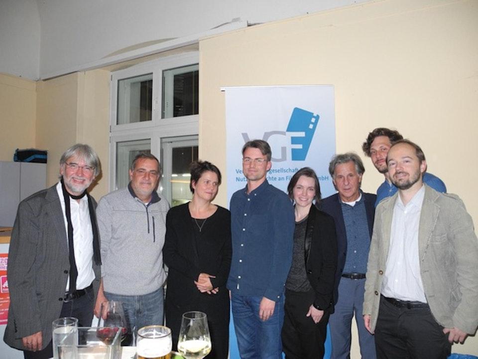 DREIFILM erhält 2-jähriges VGF Stipendium!