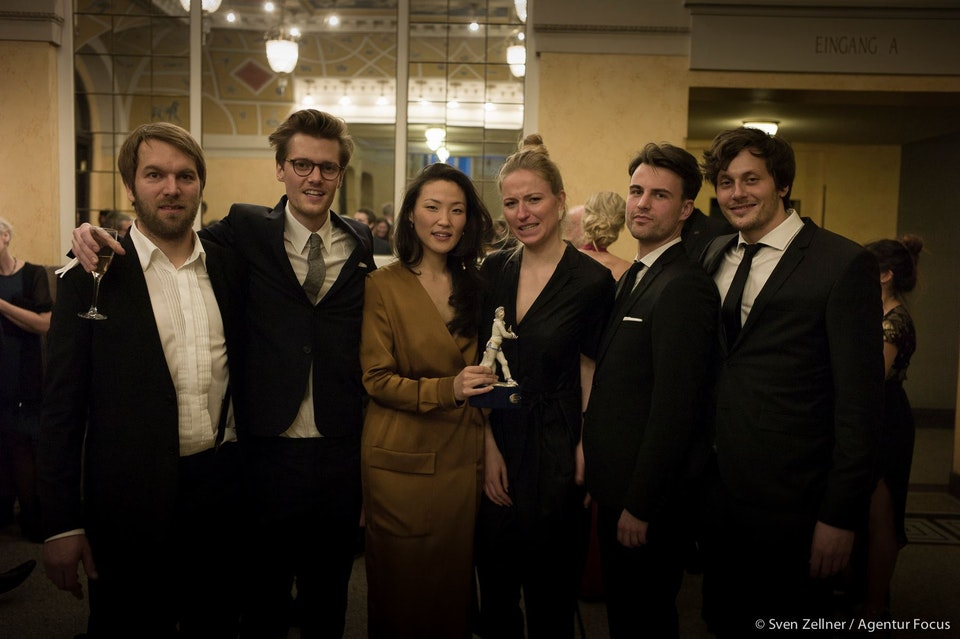 Bayerischer Filmpreis für SCHAU MICH NICHT SO AN!