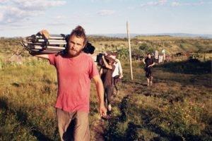 bebop berichtet über die Dreharbeiten von DAS UNVERLÄSSLICHE LEBEN
