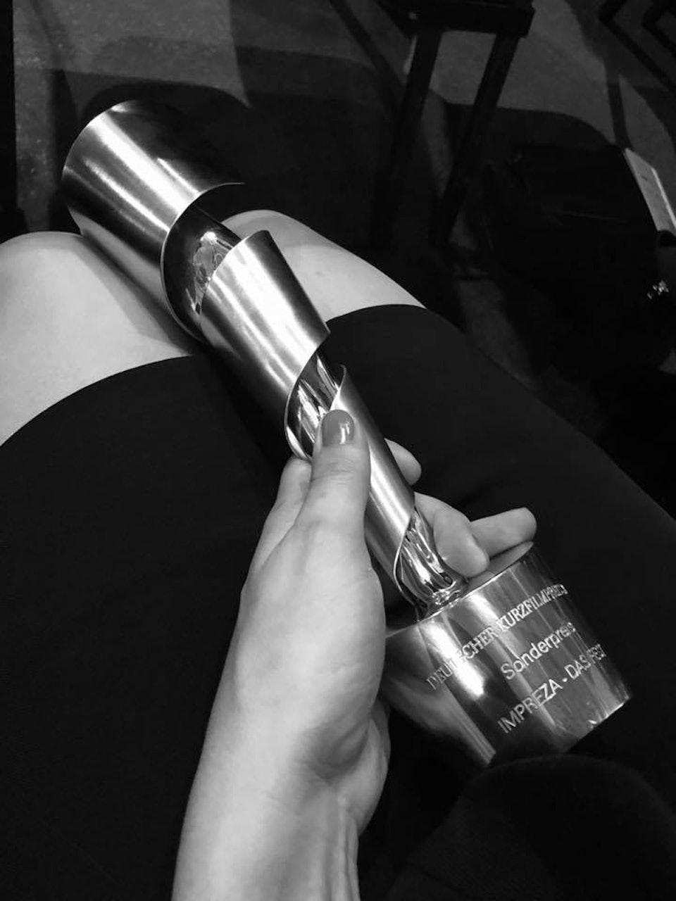 Deutscher Kurzfilmpreis für Impreza - Das Fest!