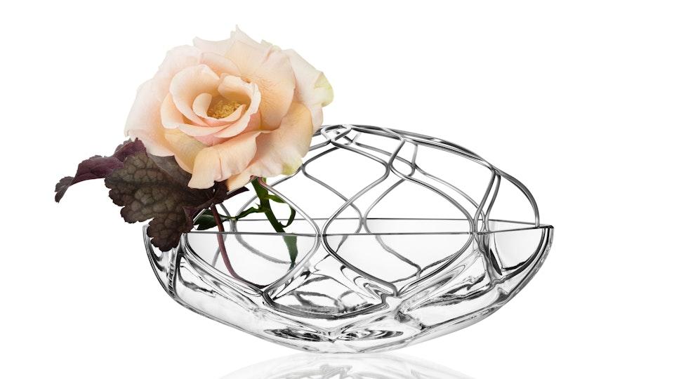 Orrefors Bloom Vase