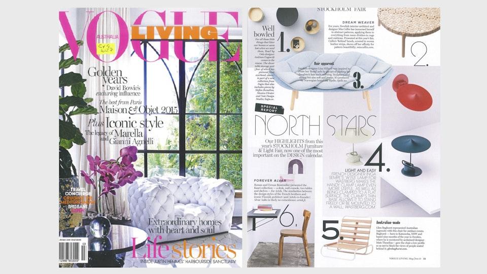 Vogue Living Australia 05/2015