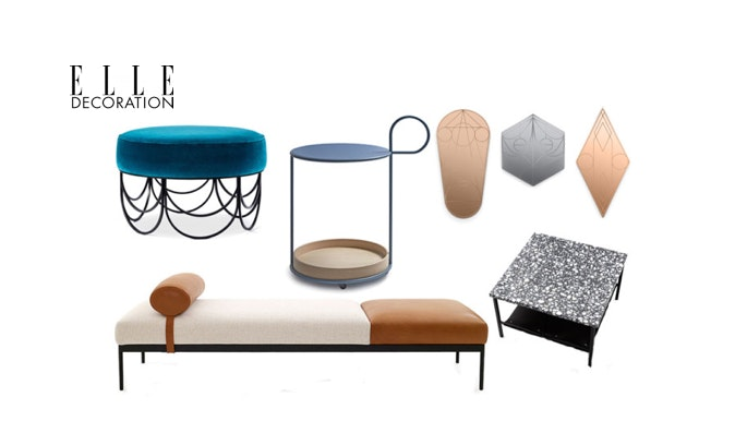 Elle Decoration Sweden list the latest trends from Stockholm Furniture Fair!