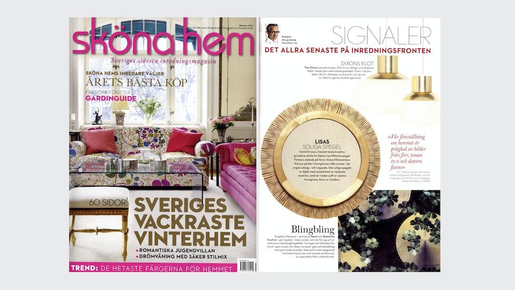 Sköna Hem Sweden 02/2011