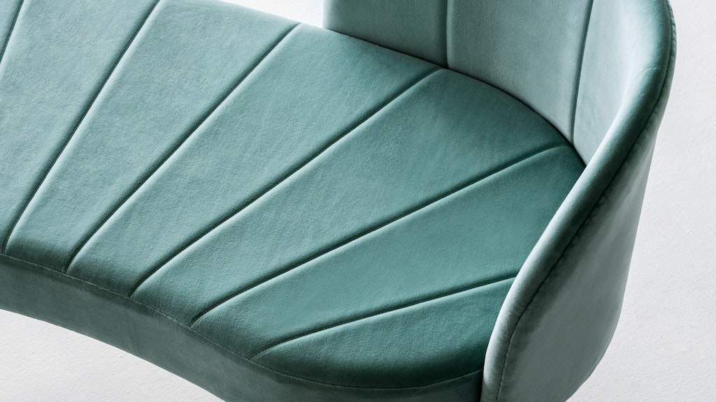 Down Chaise Longue Mint