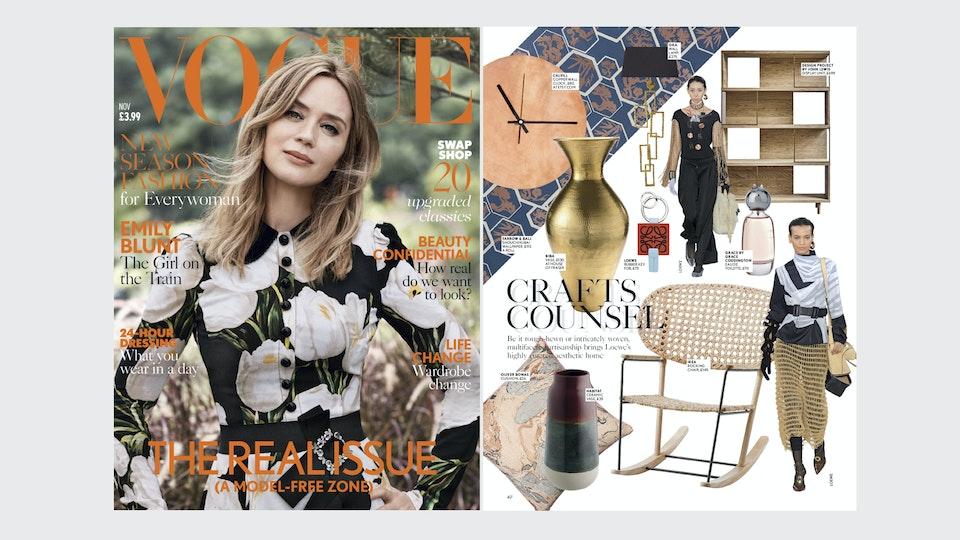 Vogue UK 11/2017