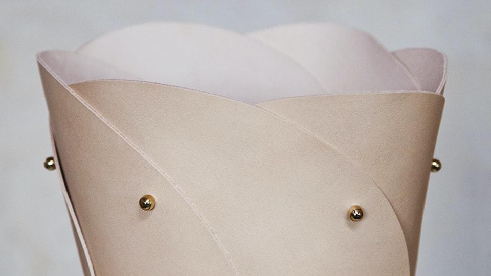 Poppy Leather
