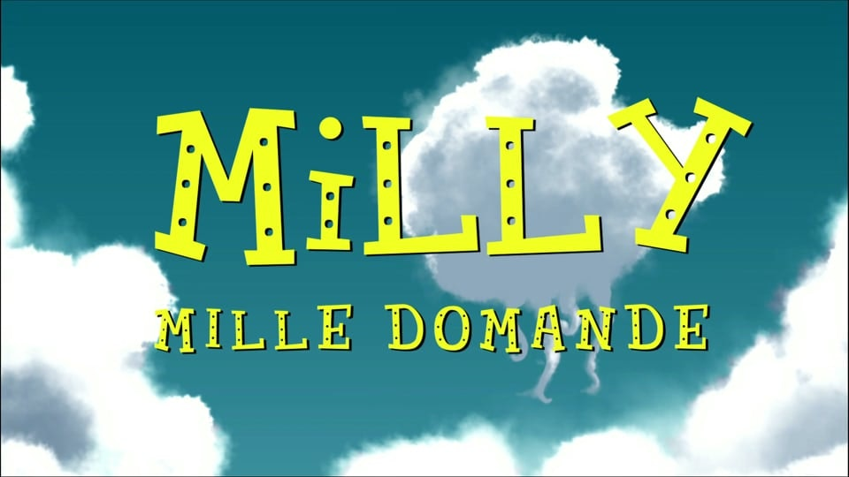 International Mily's versions - Mille Domande TITANS