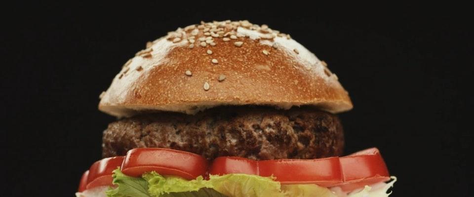 Florence & Fils - Pesto burger