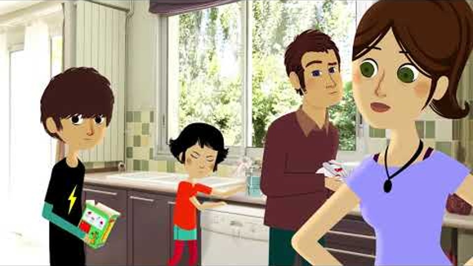 Share with kids...Teaser VA