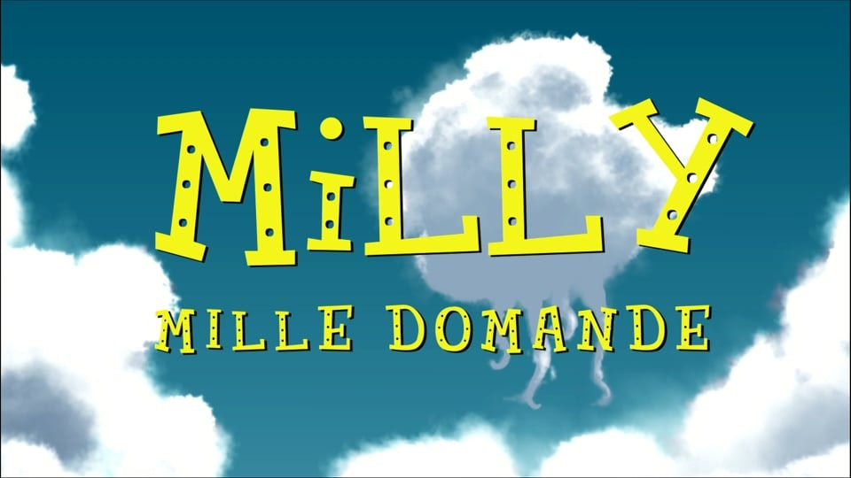 International Mily's versions - Mille Domande 101