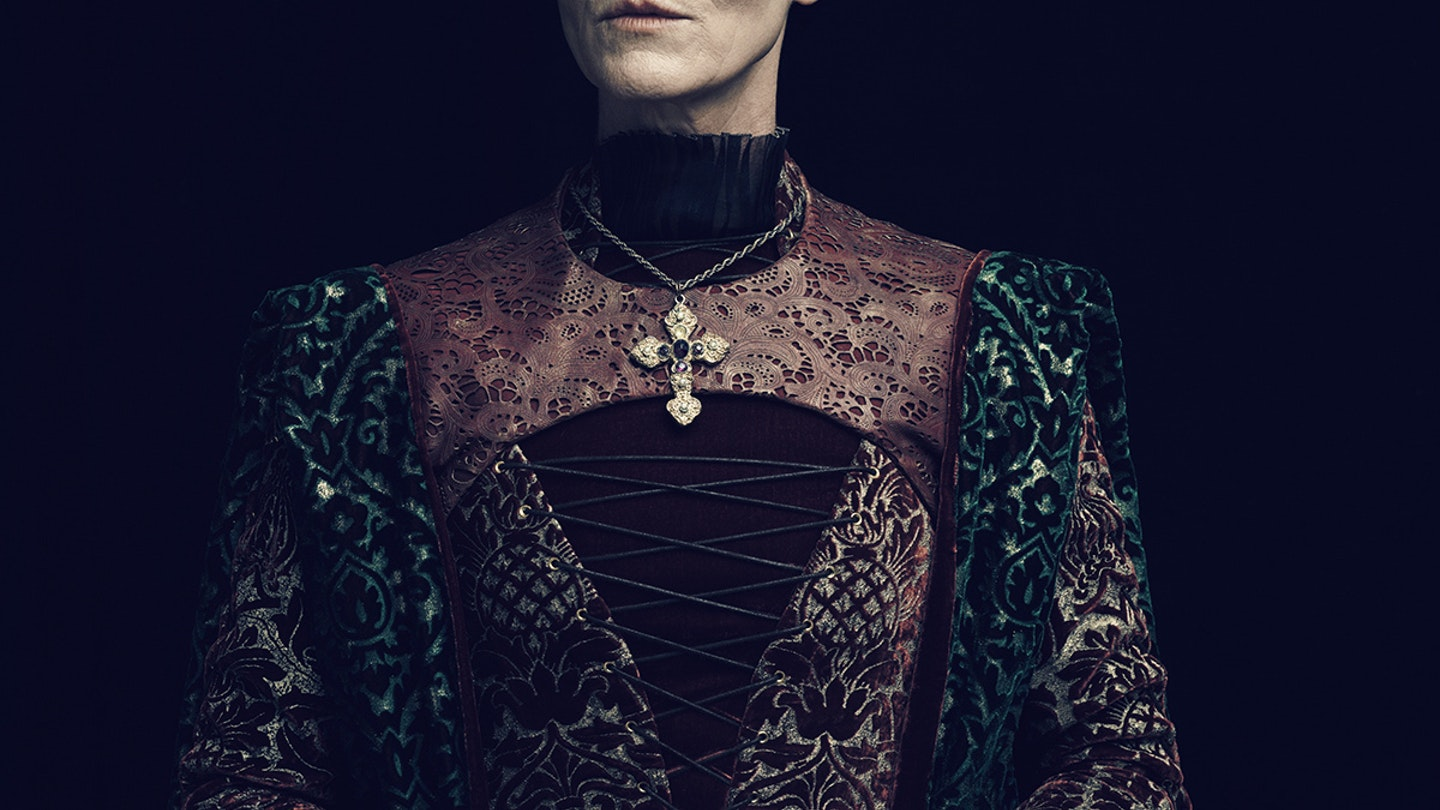 7 _Michelle Fairley (Lady Margaret Beaufort) (2) copy