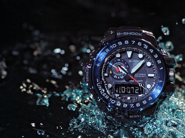G-Shock. Indestructibles (Commercial)