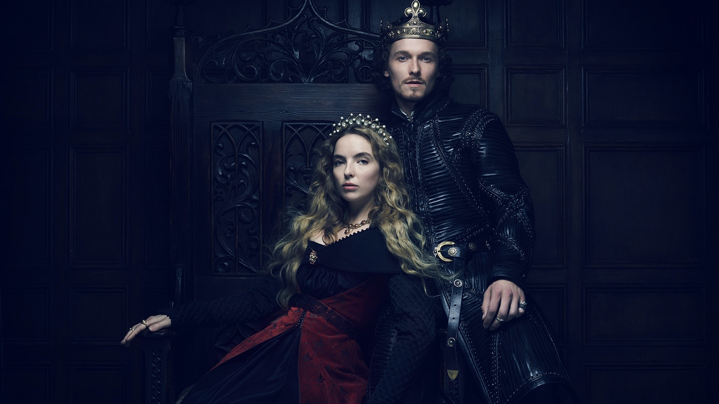 6_ Jodie Comer (Elizabeth of York), Jacob Collins-Levy (King Henry VII) copy