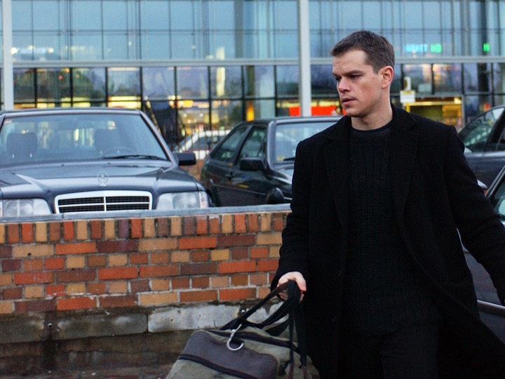 THE BOURNE SUPERMACY