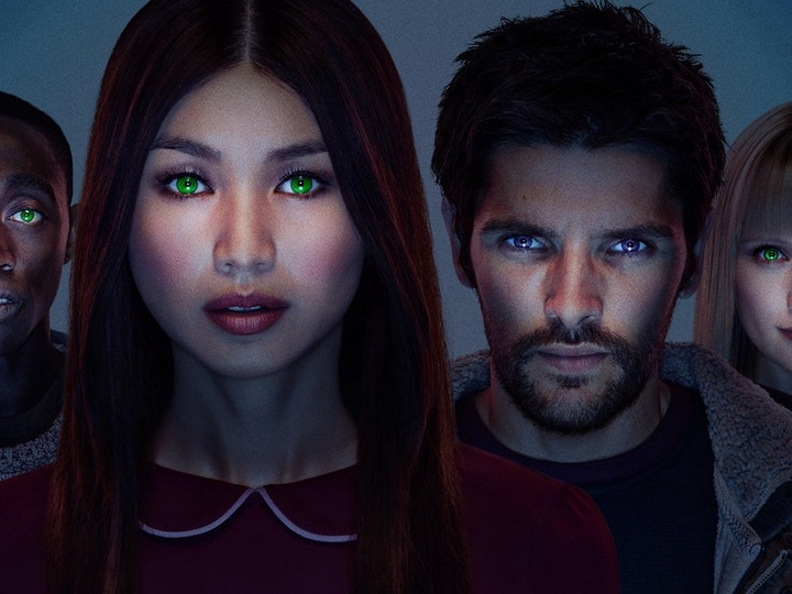Humans Series 3