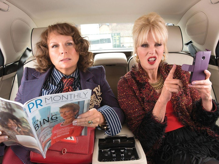 Absolutely Fabulous: The Movie (First Assistant Editor)