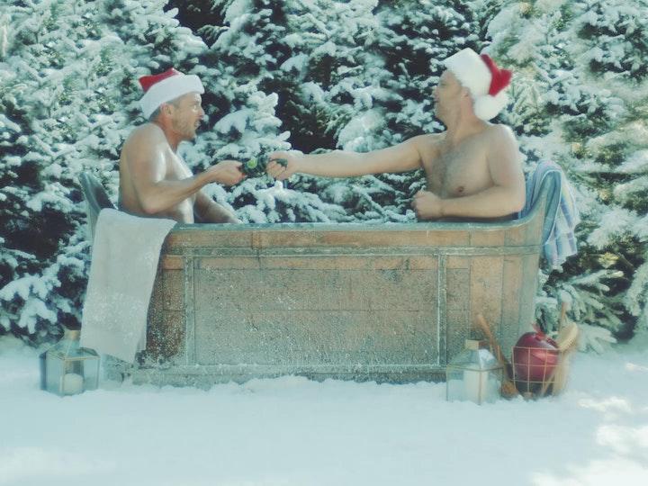 "Body Shop ""Jingle Bells"" (Commercial)"