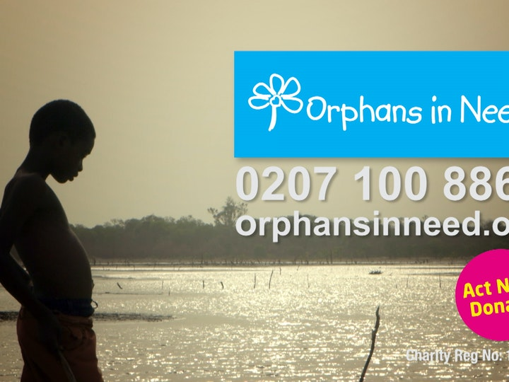 Orphans in Need (Commercial)