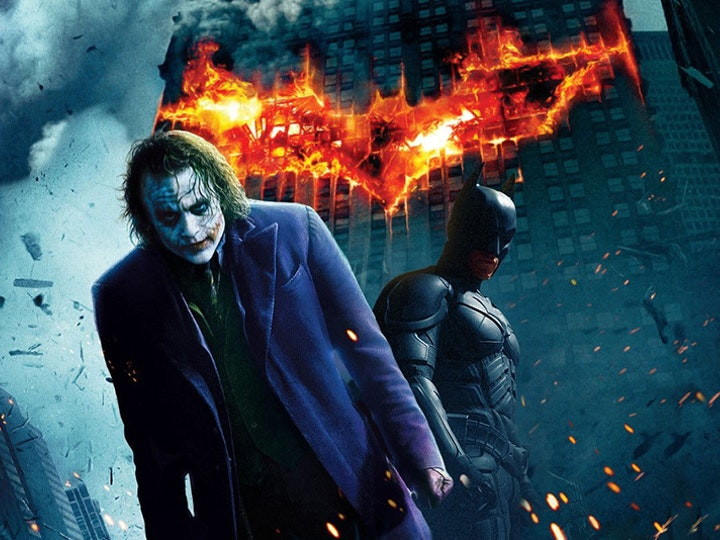 The Dark Knight (Assistant Designer)