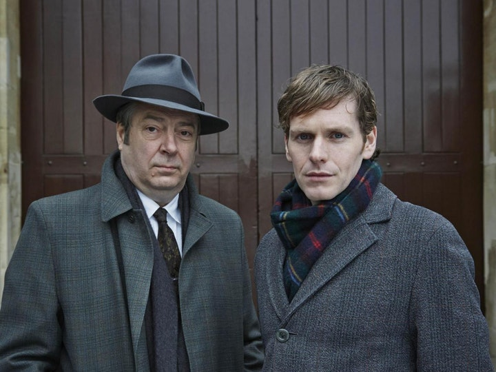 ENDEAVOUR SERIES 3: PREY