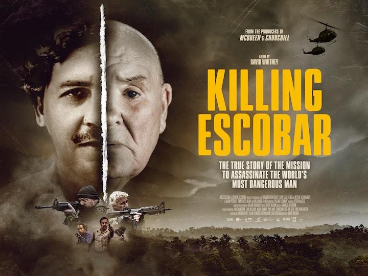 KILLING ESCOBAR