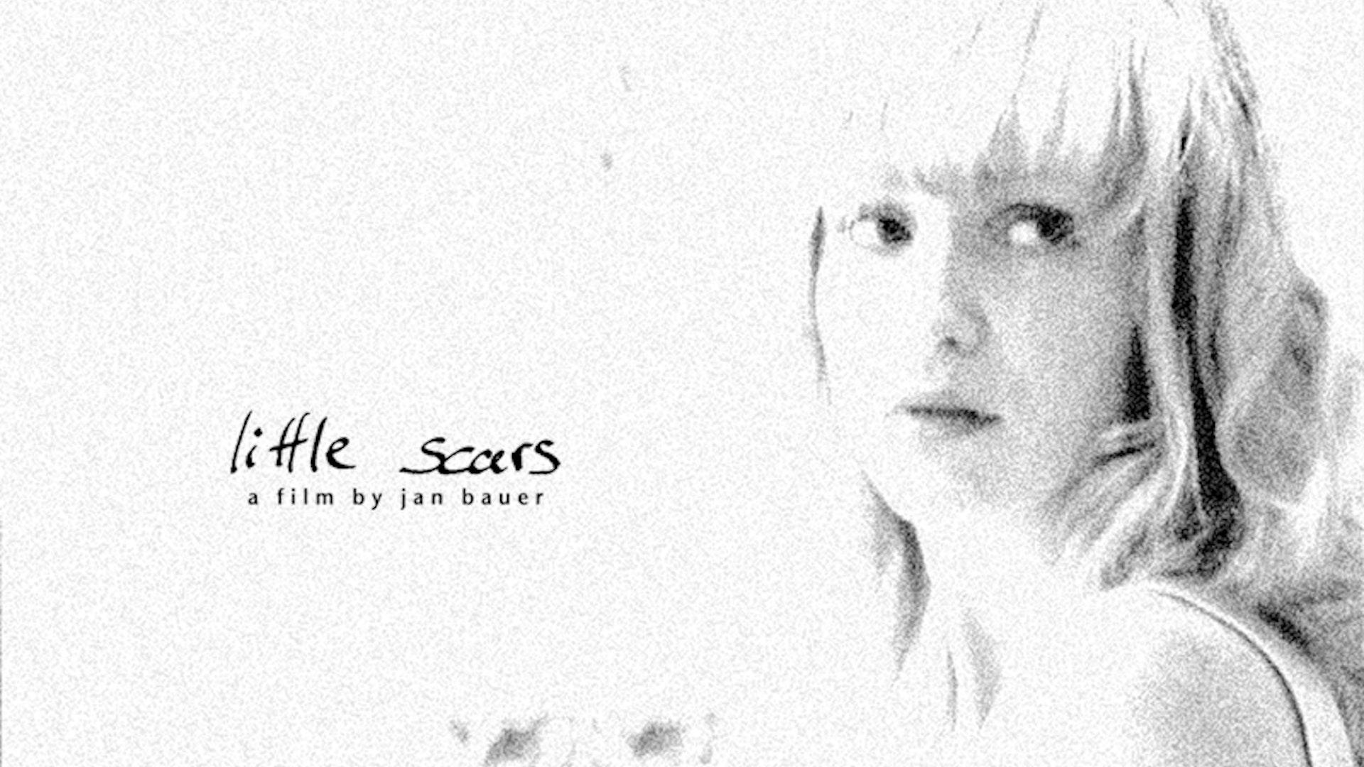 Little Scars Poster Frame mit Logo