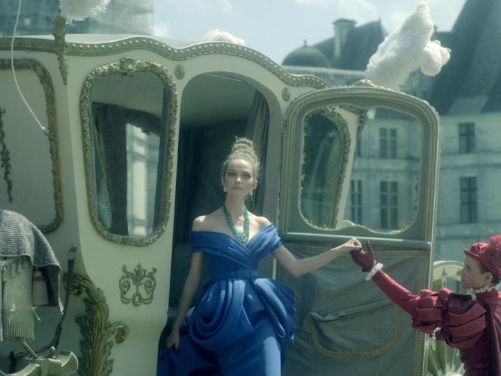 Van Cleef - Peau D'Ane (Commercial)