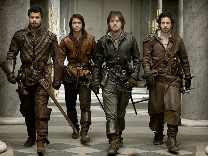 MUSKETEERS SERIES I & II