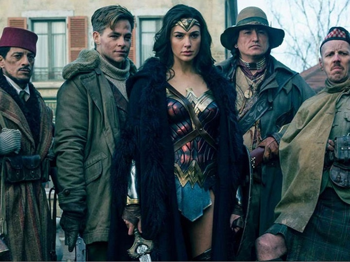 Wonder Woman (Associate Editor)