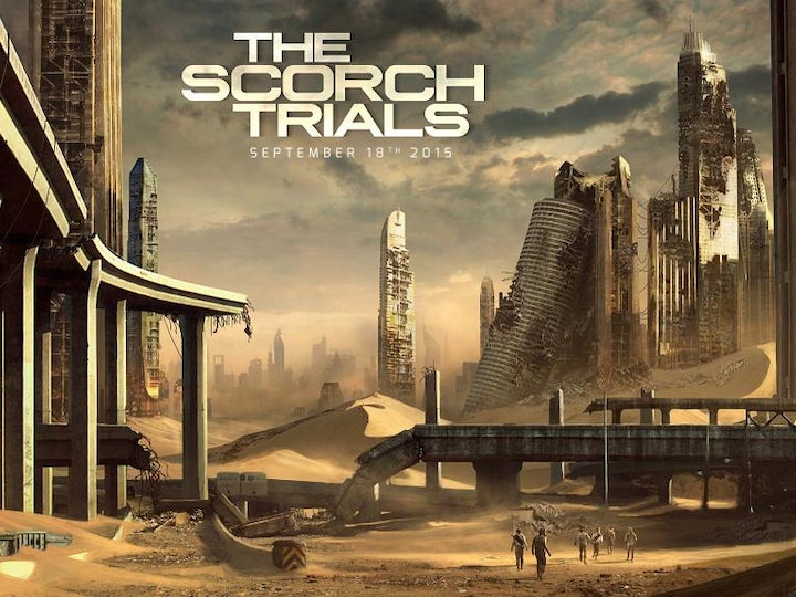 MAZE RUNNER: THE SCORCH TRIAL