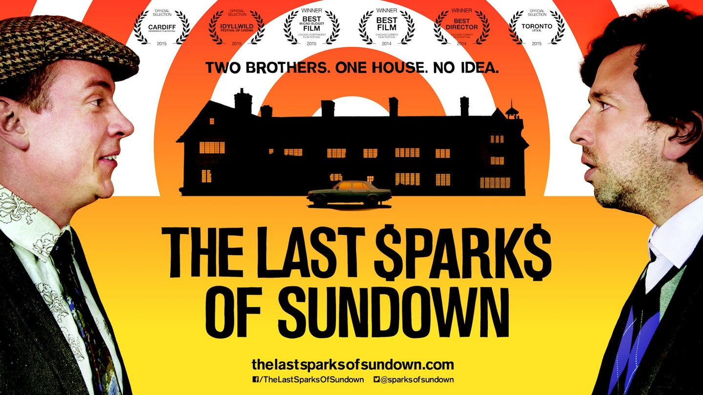 LAST SPARKS OF SUNDOWN - FILM (1)