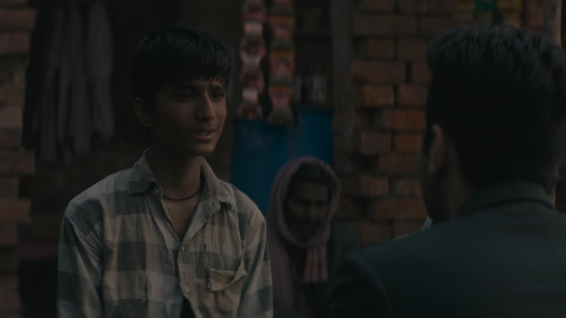 Questioning Dalit Boy 004