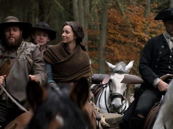 Outlander Series 4